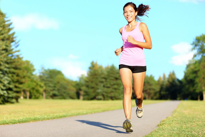 Staying active prevent UTI