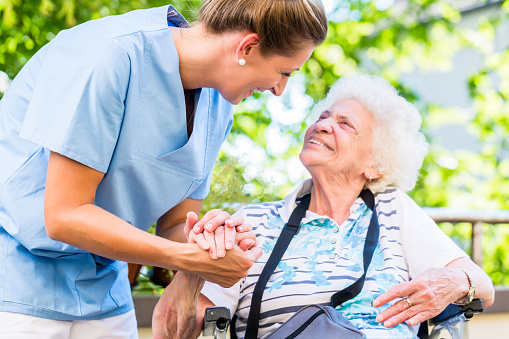 UTI relief for nursing homes